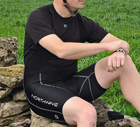 Northwave 50/12 bib shorts