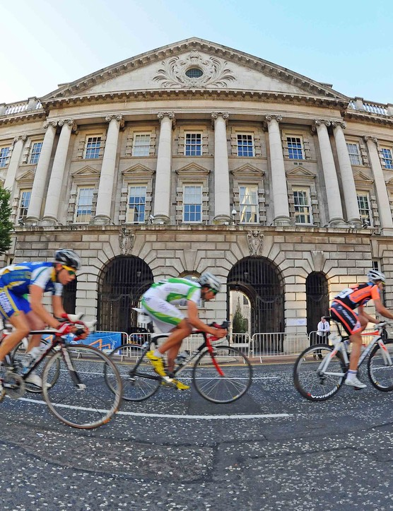 Friday saw some fine racing action in Belfast