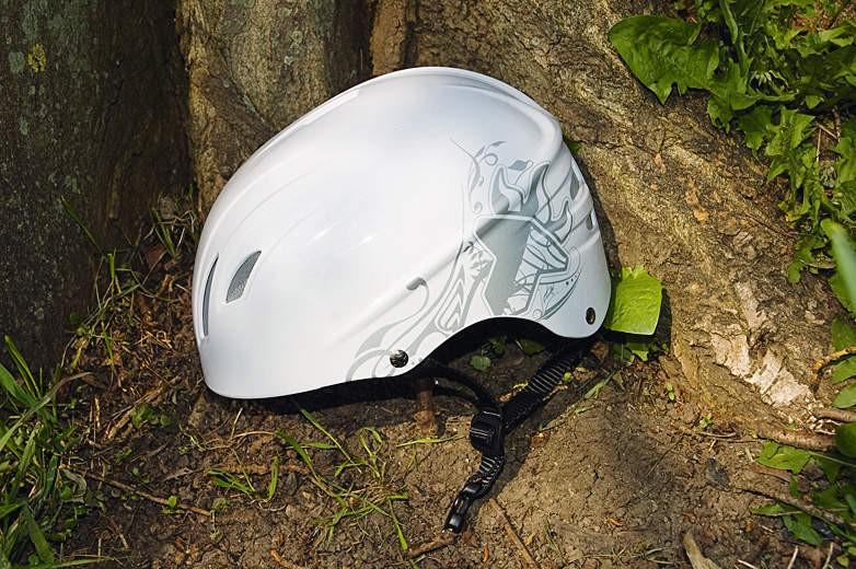 THE Industries B1 helmet