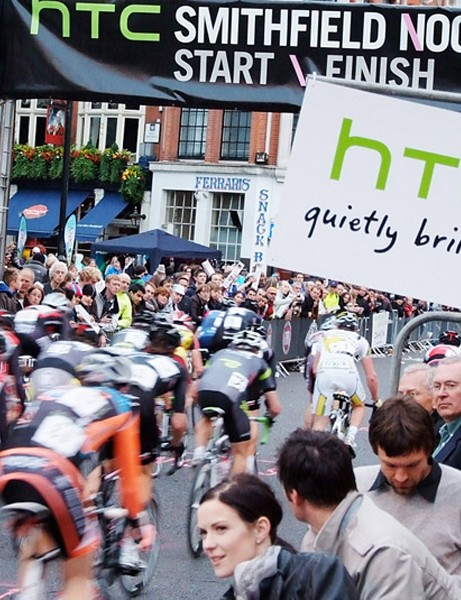 This year's HTC Smithfield Nocturne drew large crowds