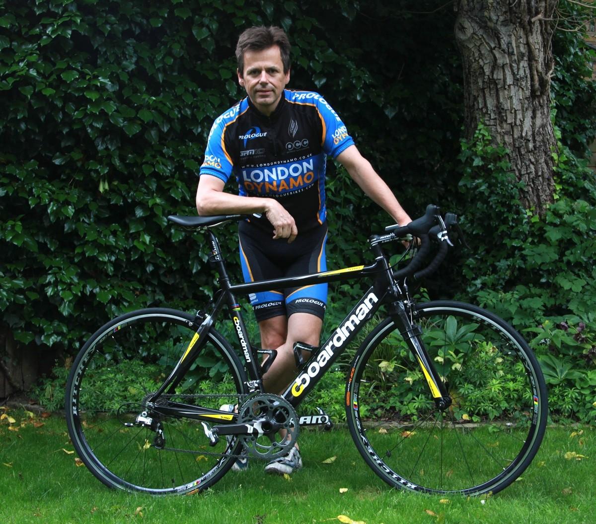 Nigel Smith – Ride Across Britain finisher!