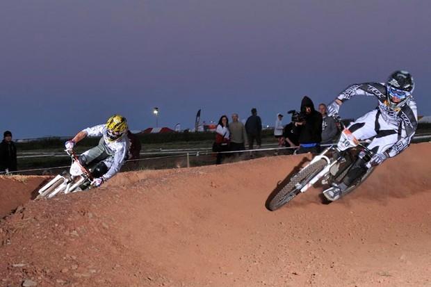 MBUK Eliminator dual slalom action from 2009