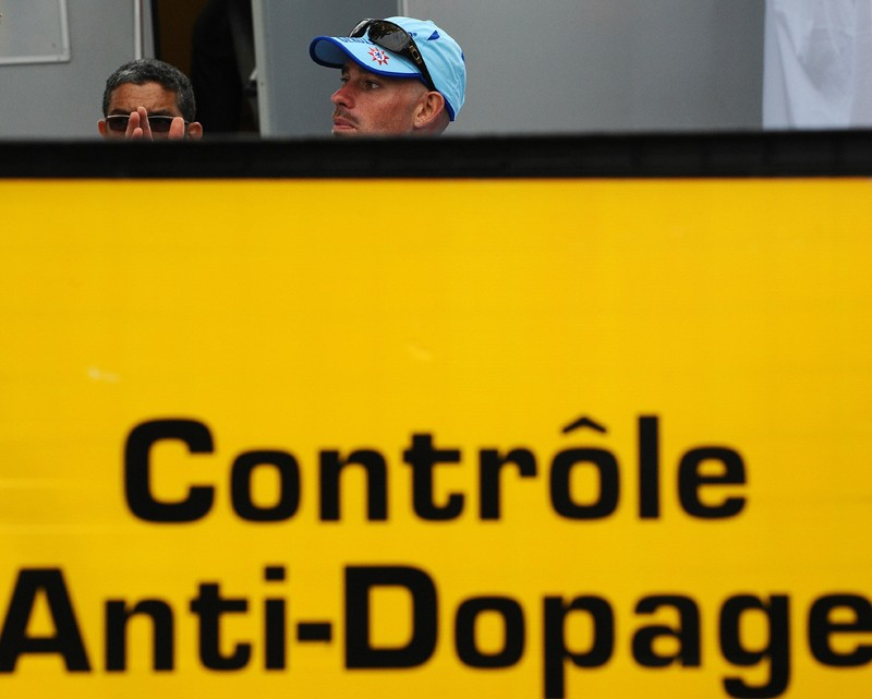 Is drug testing in the Tour strict enough?