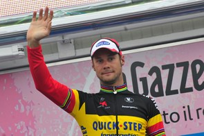 Tom Boonen set to lead Quick Step in the Tour