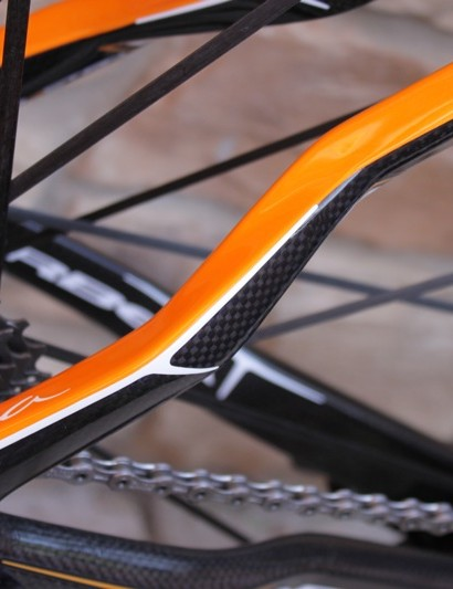 Orbea's Attraction twist damping design