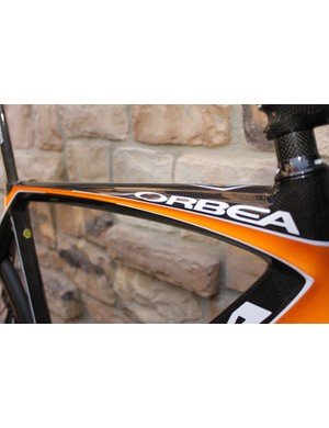 Another look at the SSN shaping, which is used to influence the ride of the bike in each size