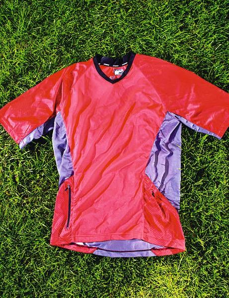 Fox Flow jersey