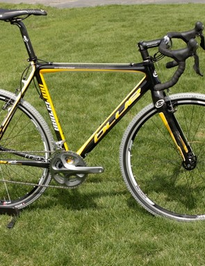 The Norcross SL, Page's race bike