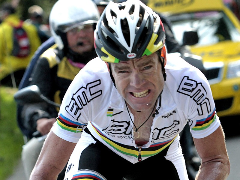 Cadel Evans - could 2010 be his year?