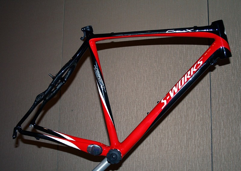 The all new CruX, in carbon form