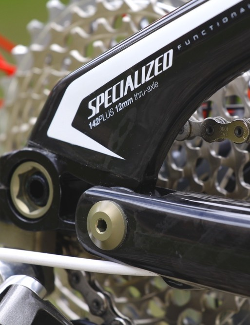 Specialized Epic S-Works 29er dropout