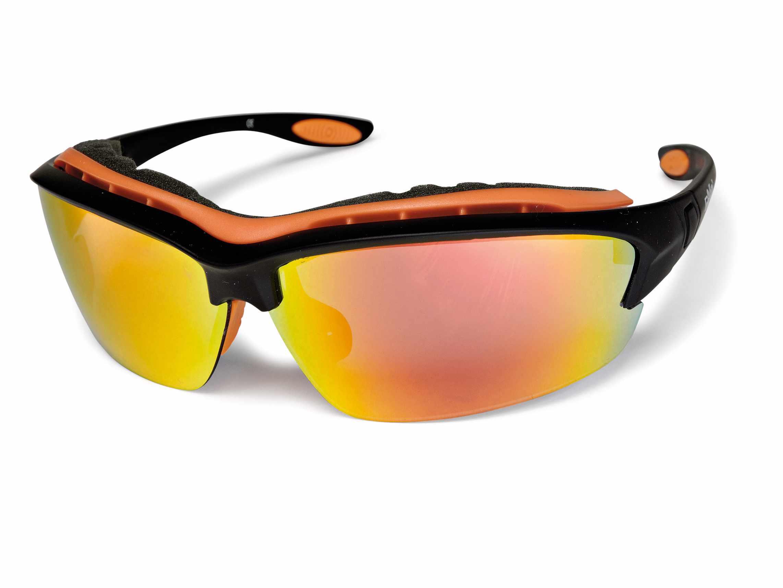 Dixon half rim sunglasses