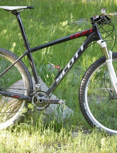 While the Scale 29er's weight is impressive, its ride will seal the deal; it's smooth and stiff