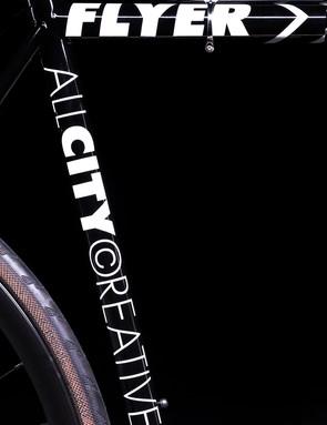 Genesis x AllCity Creative Flyer – black against black