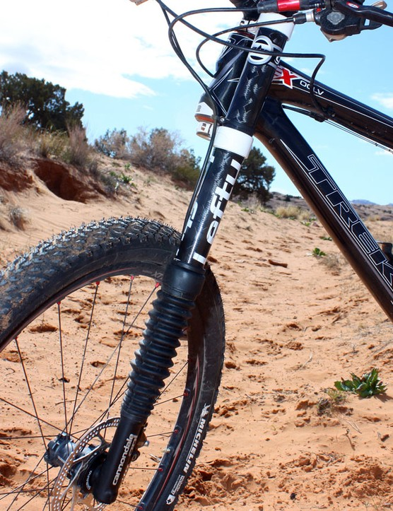 Cannondale Lefty Ultra Carbon w/PBR fork