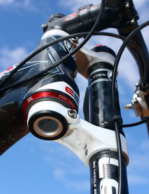 Cannondale intends its 'LFA' adapter kit for use on straight 1 1/8