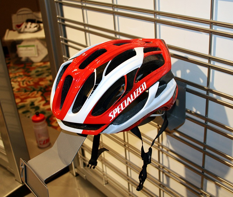 The Prevail road helmet is lighter, faster and cooler than the current S-Works model