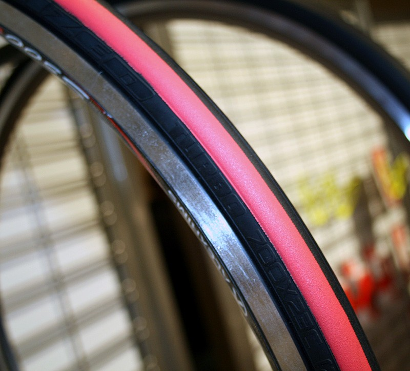 The Turbo Pro, a fast all round racing tyre