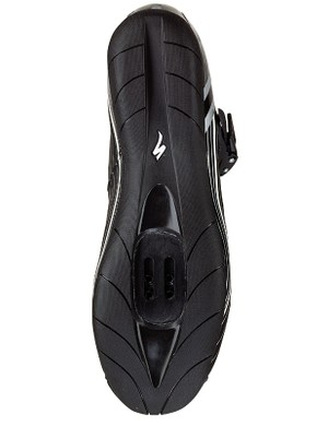 The sole of the Touring shoe makes it easy to walk on