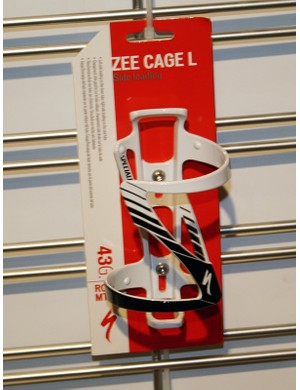 Zee Cage offers a left entry option