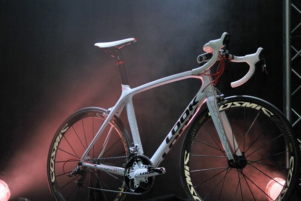 LOOK have unveiled their new Tour de France contender, the 695