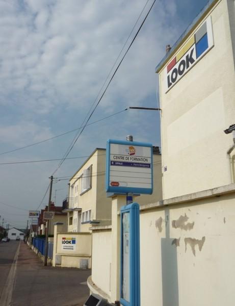 LOOK's headquarters