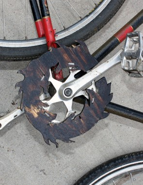 CNC-machined aluminium? Ha, try wood instead
