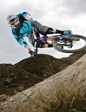 How to ride better: Scrub