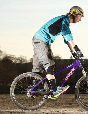 4X/slopestyle bikes