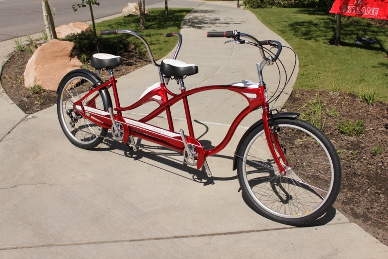 The new Schwinn Tango tandem