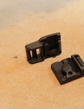 Lazer's new magnetic quick clip