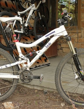 The 2011 Mongoose Teocali Super
