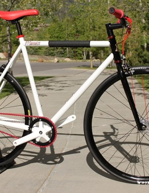 Mongoose's Maurice fixie