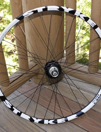 WTB's Stryker wheel