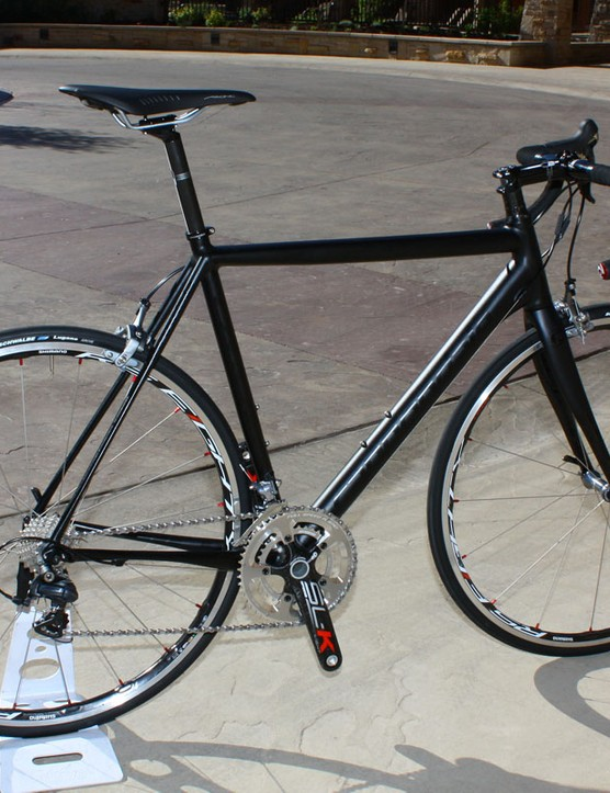 Cannondale continue their touted aluminium legacy with all-new CAAD10 road models for 2011