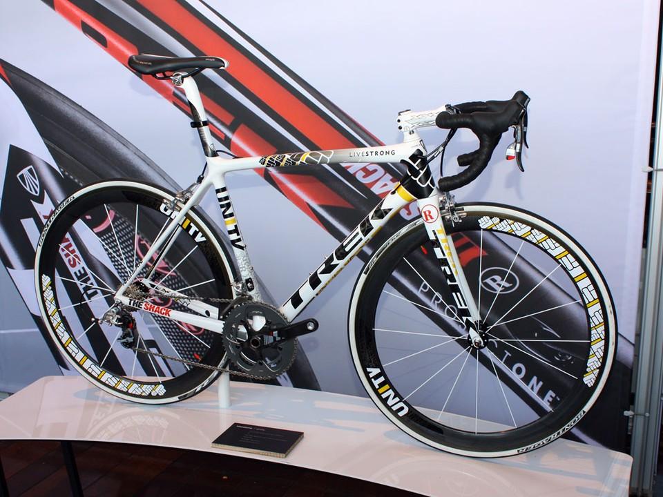 bbe1ad30b 2011 Trek Madone 6.9 SSL – First look - BikeRadar