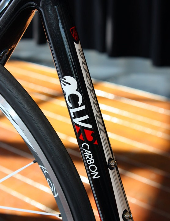 Trek's revised carbon technology monikers include 'OCLV2', which basically signifies the company's highest-level carbon know-how and is limited to the 6 Series. All other Madone frames are now made overseas