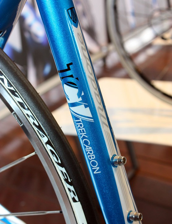 4 Series and 5 Series Madone frames are now both built overseas with TCT carbon technology