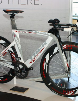 Trek's latest Speed Concept time trial/triathlon bike is expected to be one of the hottest aero bike offerings for 2011