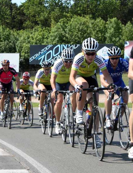 Test yourself in Hot Chillee's Circuit Races