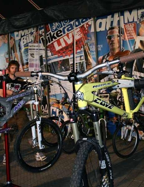 Test ride a bike at BikeRadar Live