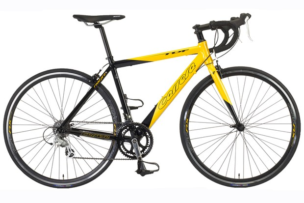 Halfords' limited edition Carrera TDF looks like a bargain at £299.99