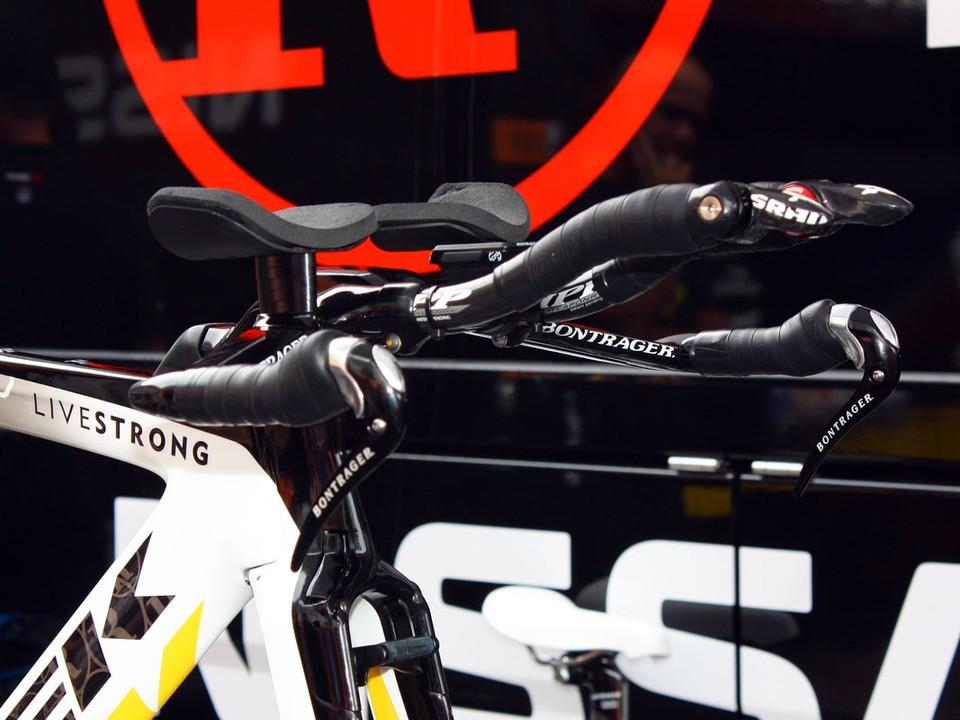 a8e9f7f87 Pro bike: Lance Armstrong's Team RadioShack Trek Speed Concept Unity ...