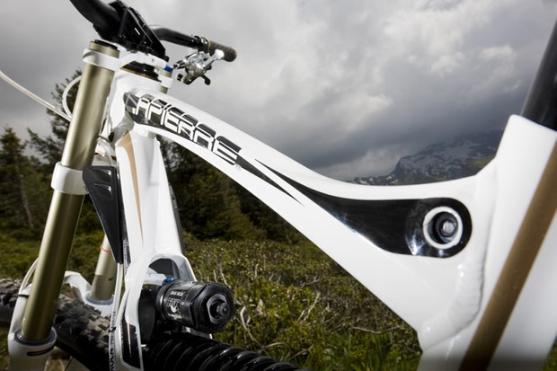 Highlights of Lapierre's 2011 range include a new downhill bike and line of dirt jump rigs, plus revised Spicy and Froggy full-suspension bikes