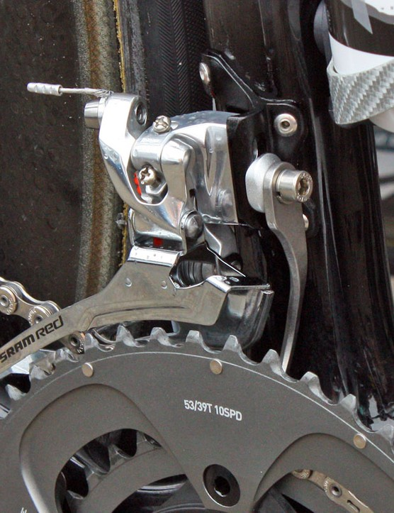 Even with the fully standard gearing, chain watchers are deemed worth the weight to provide insurance against a dropped chain