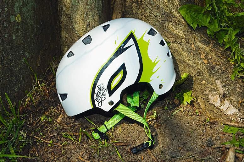 O'Neal dirt lid helmet