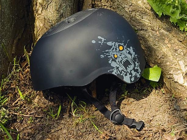 Kali Samra Carbon helmet