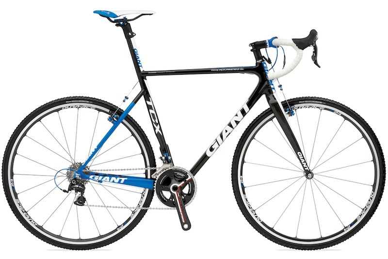 The flagship Giant TCX Advanced SL