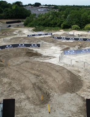 Plenty of amazing action should go down on the MBUK Eliminator dual slalom course