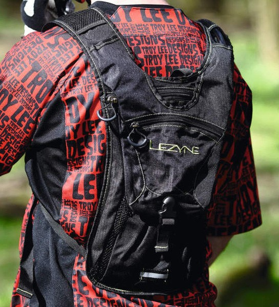 Lezyne Fire Break hydration pack